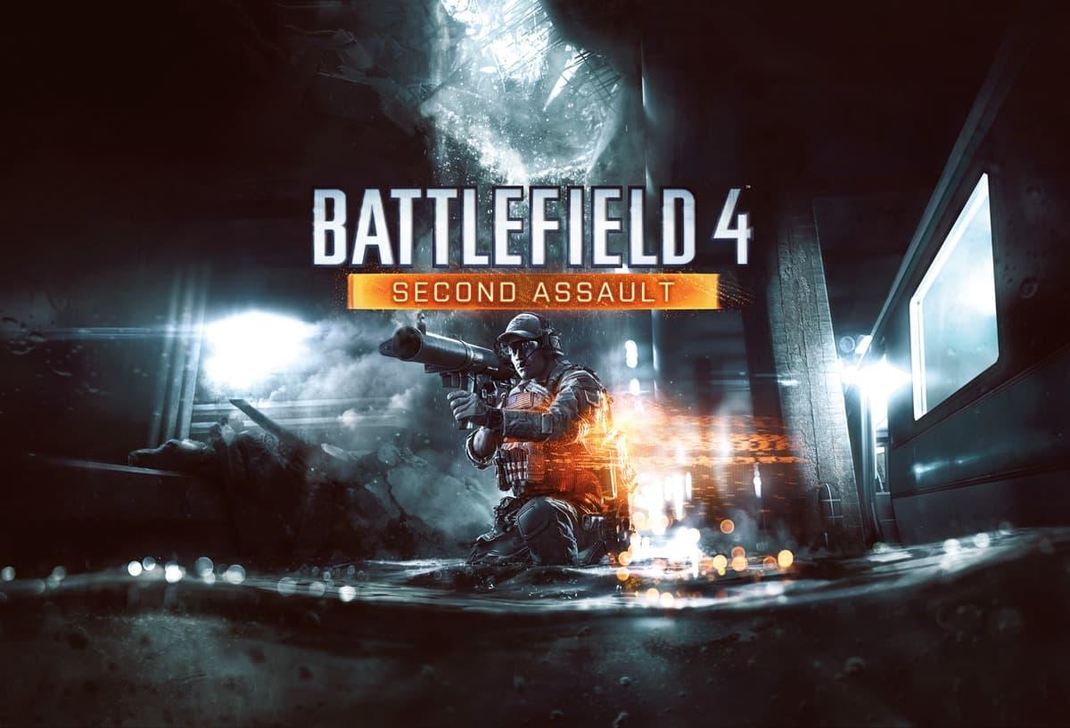 Jaquette Battlefield 4: Second Assault