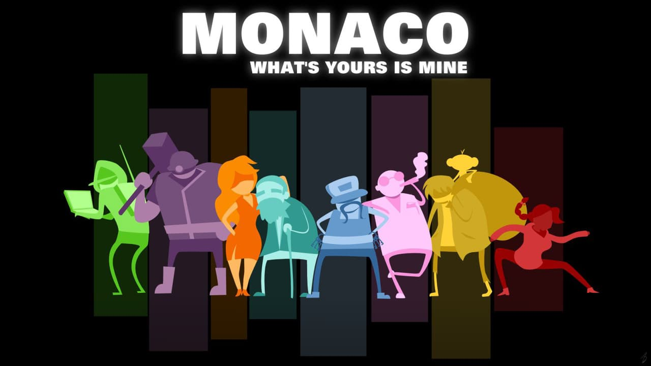 Jaquette Monaco : What's Yours is Mine