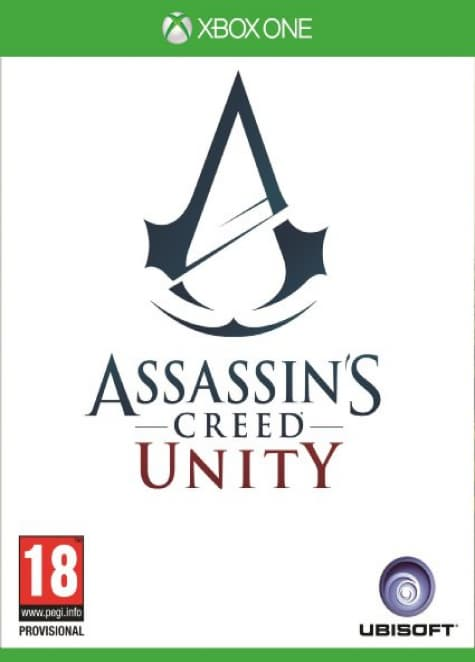 Jaquette Assassin's Creed V: Unity