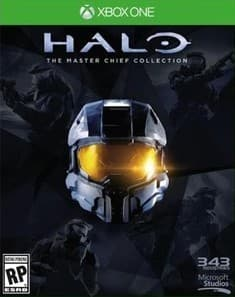 Jaquette Halo : The master Chief Collection