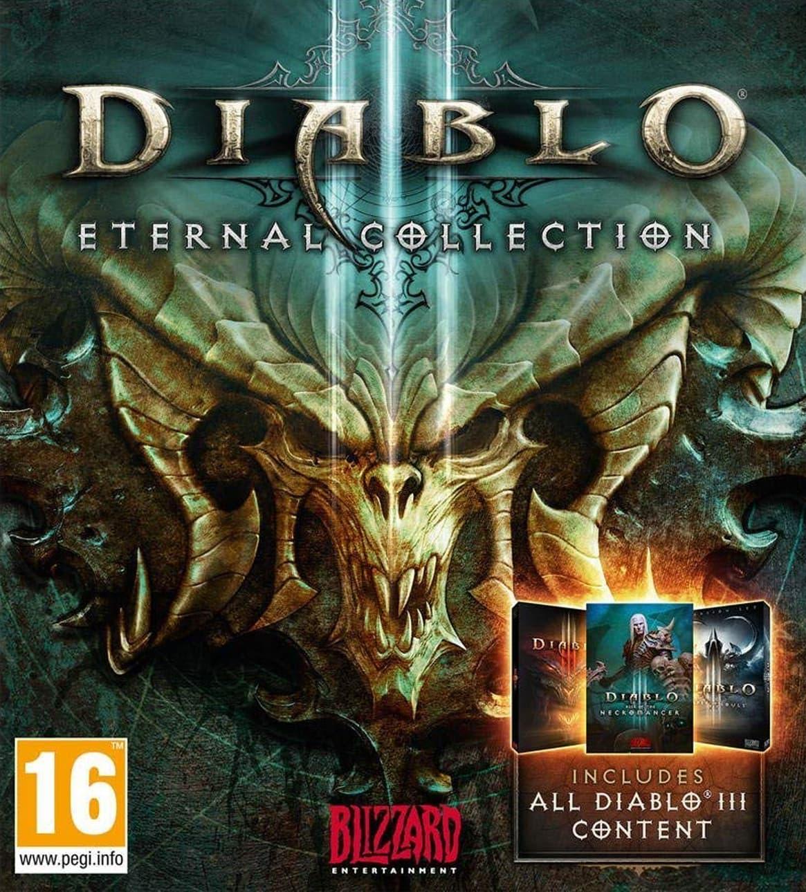 Jaquette Diablo III : Ultimate Evil Edition