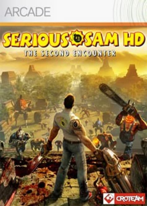 Jaquette Serious Sam : The Second Encounter