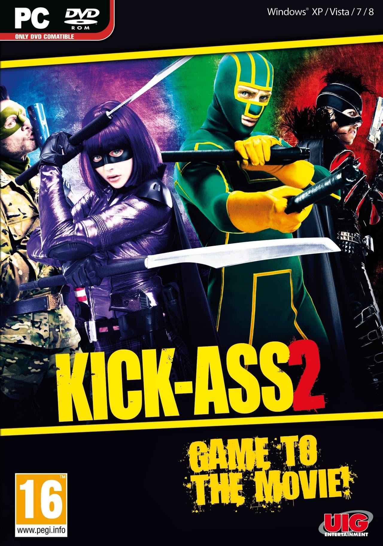 Jaquette Kick Ass 2