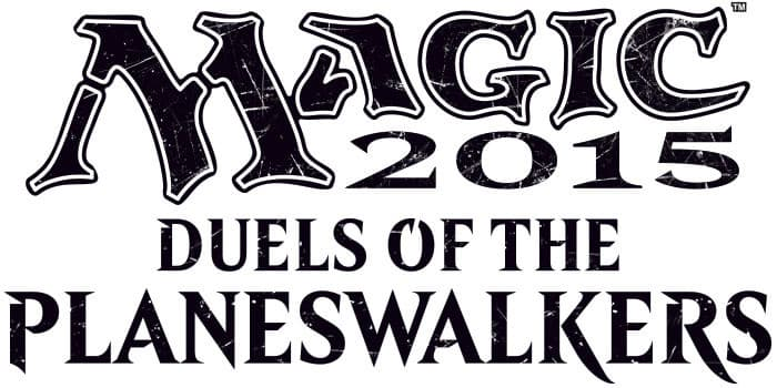 Jaquette Magic 2015 - Duels of the Planeswalkers