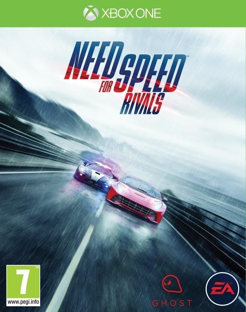 Jaquette Need for Speed Rivals Complete Edition