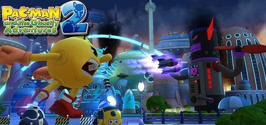 Jaquette Pac-Man et les Aventures de Fantômes 2