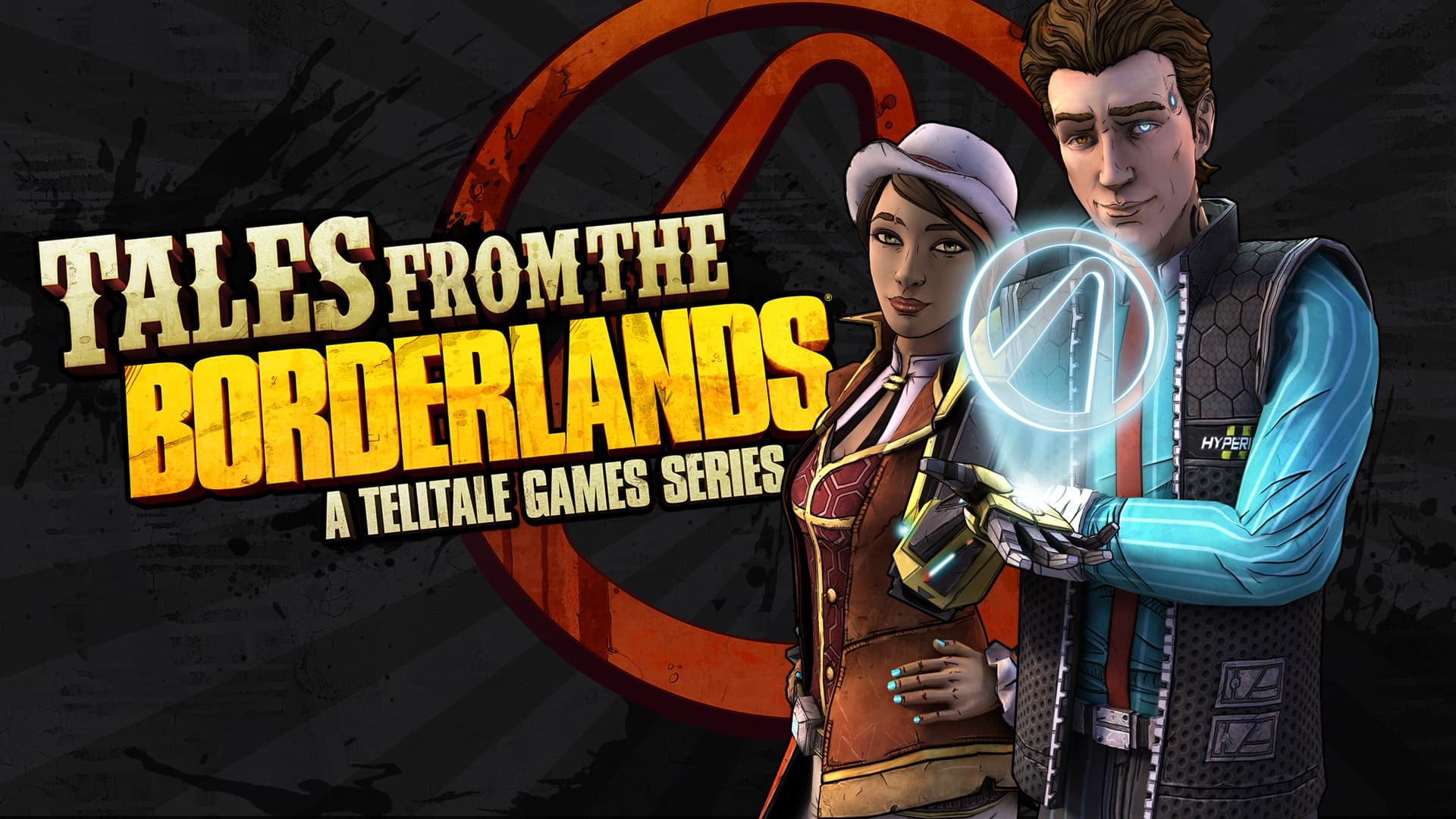Jaquette Tales from the Borderlands