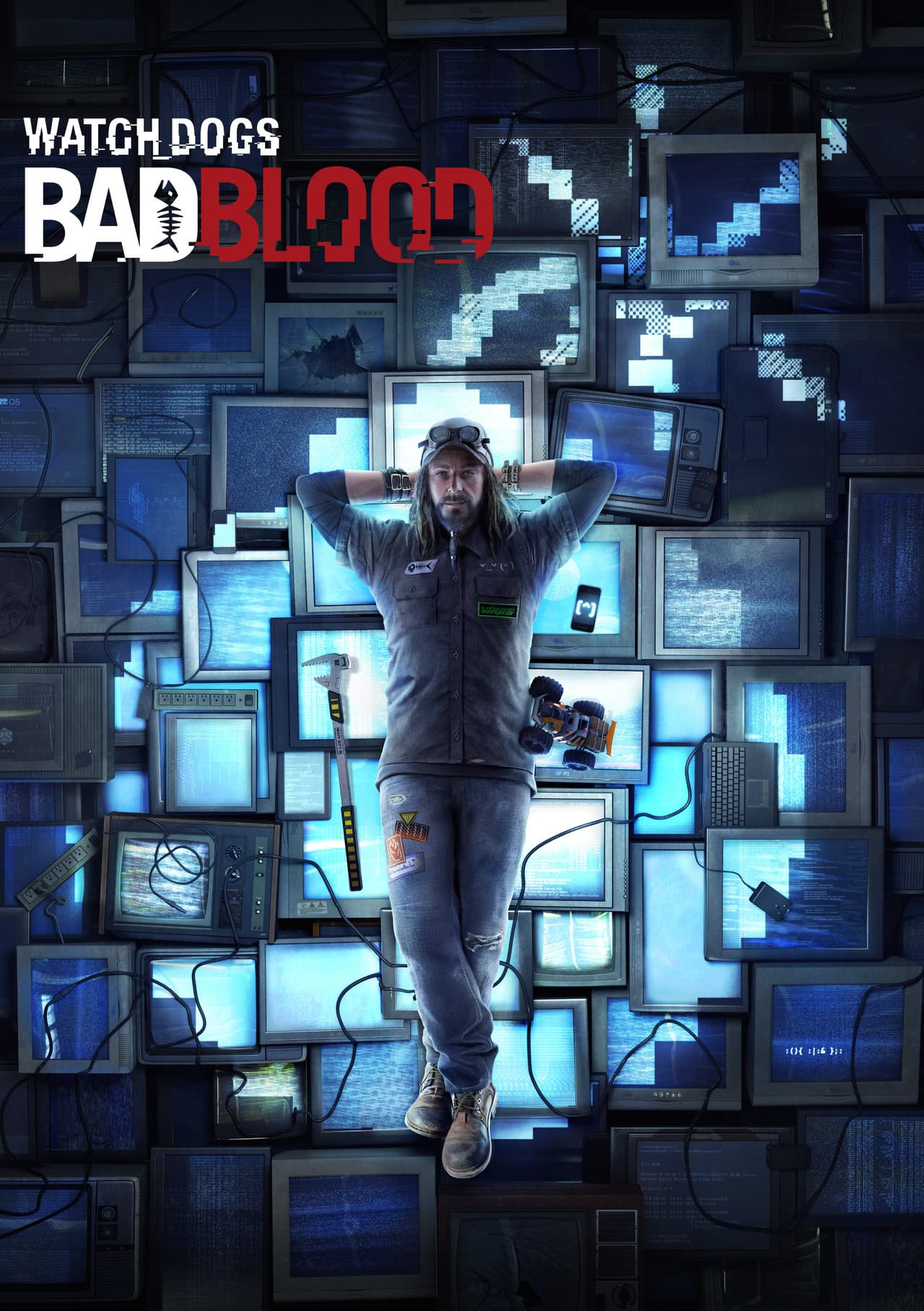 Jaquette Watch Dogs: Bad Blood