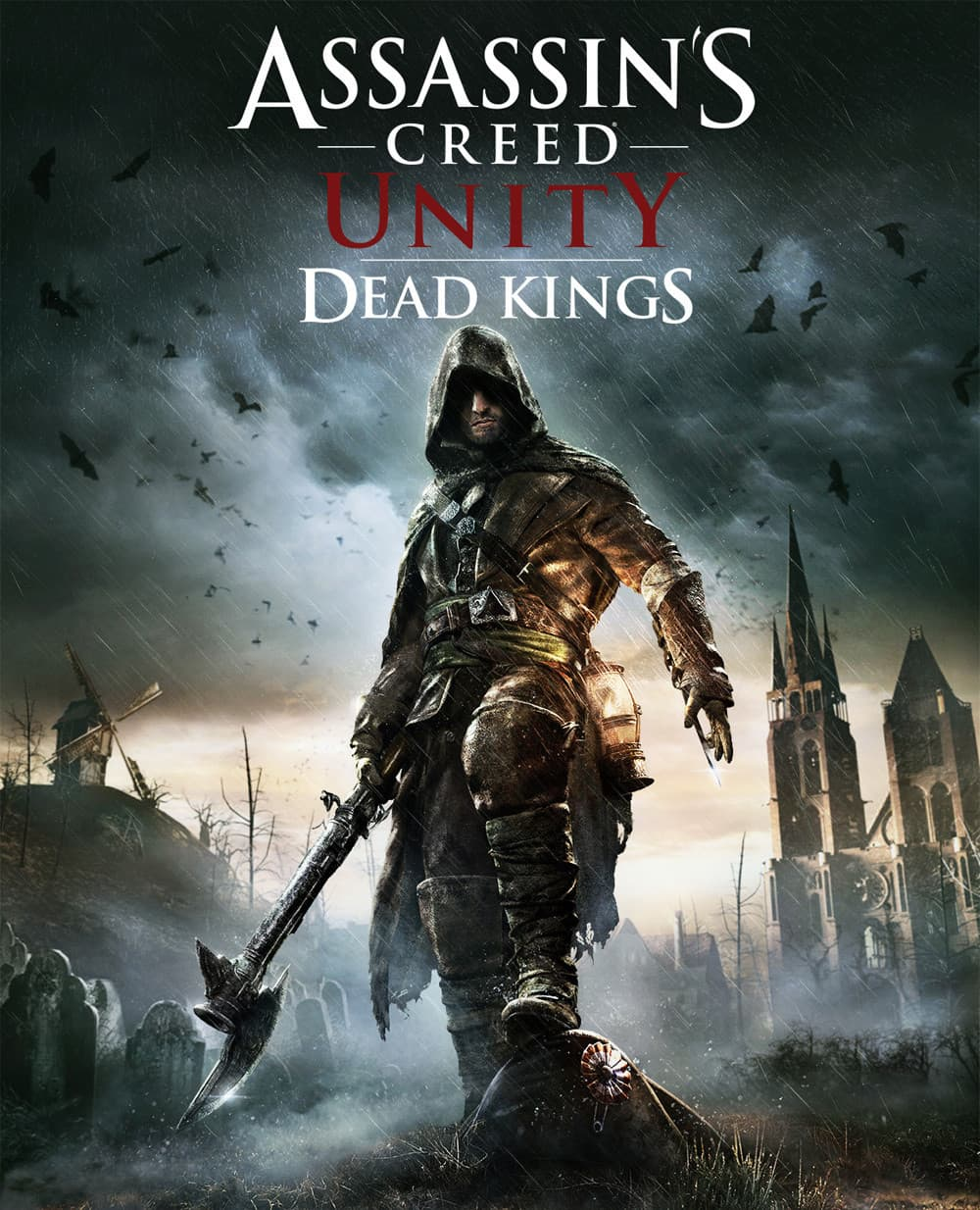 Jaquette Assassin's Creed Unity : Dead Kings