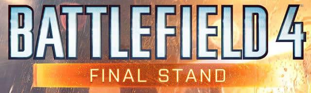 Jaquette Battlefield 4: Final Stand
