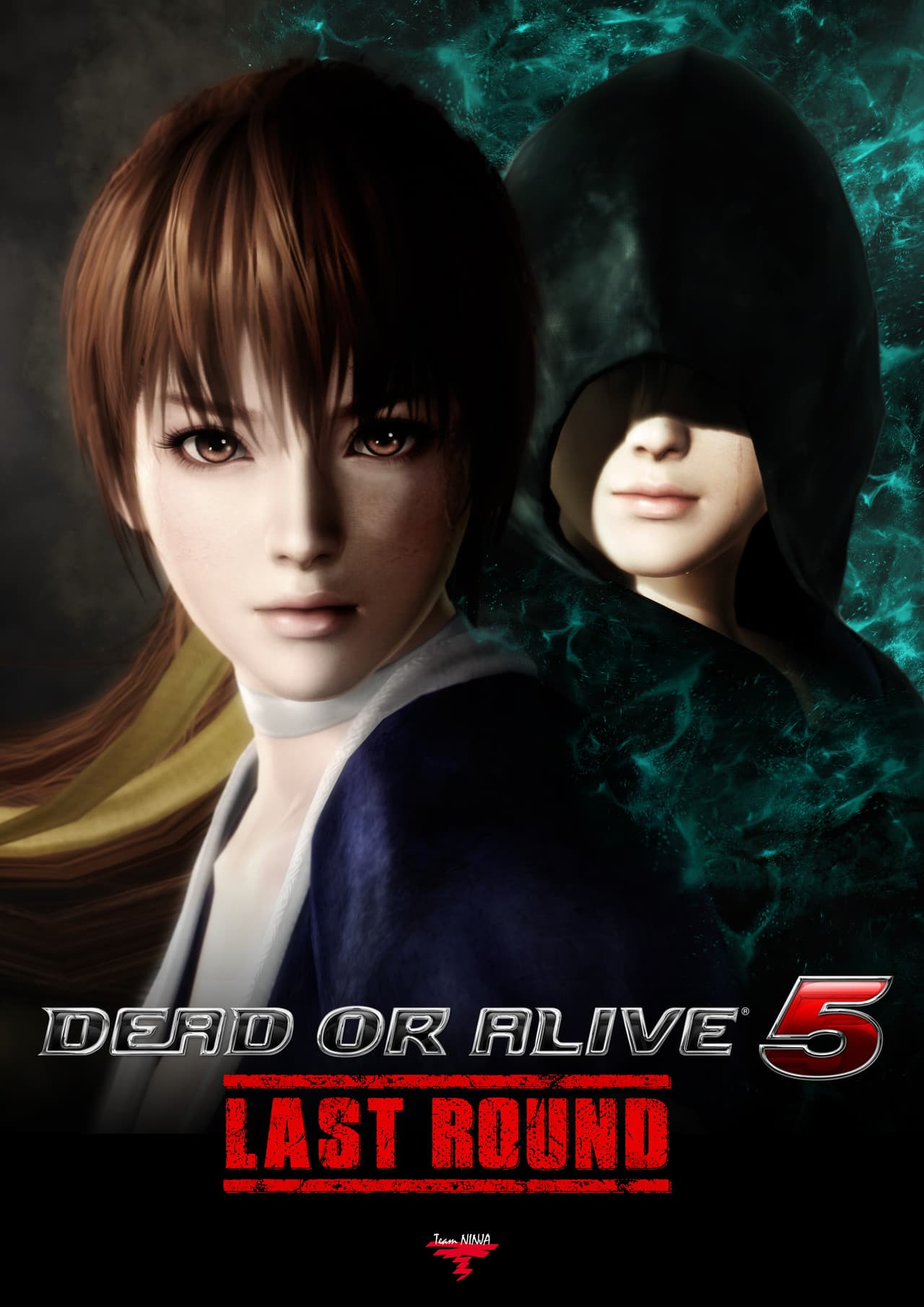 Jaquette Dead or Alive 5 : Last Round