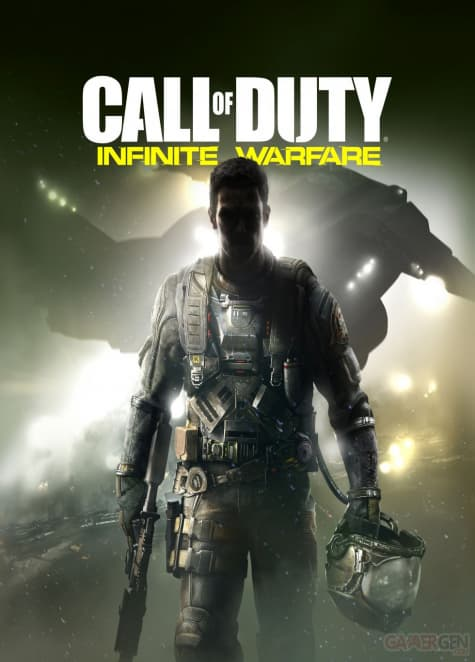 Jaquette Call Of Duty Infinity Warfare