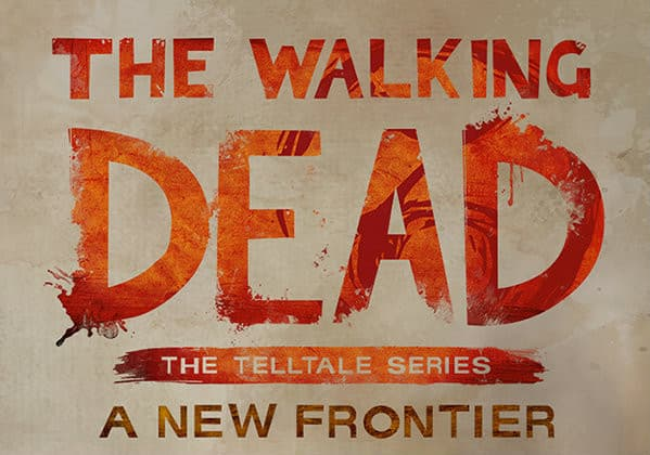 Jaquette The Walking Dead : A New Frontier.