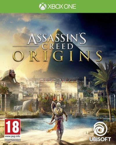 Jaquette Assassin's Creed : Origins