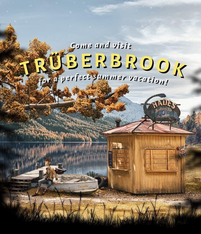Jaquette Trüberbrook