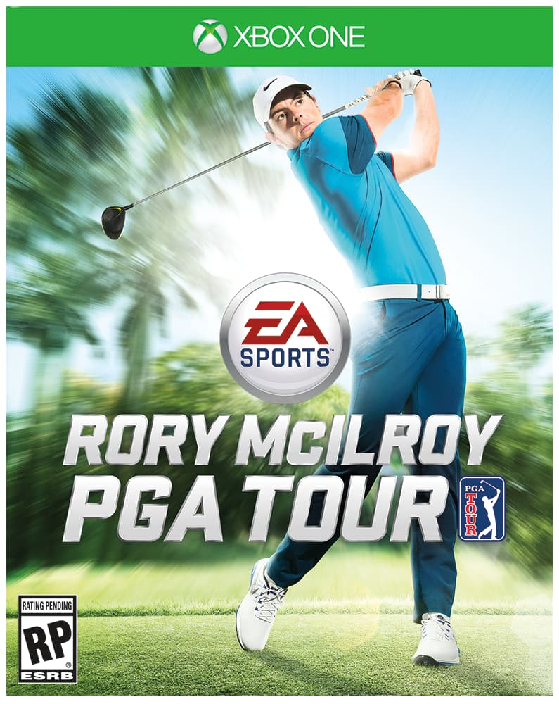 Jaquette Rory McIlroy PGA Tour 16