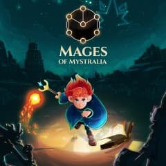 Jaquette Mages of Mystralia