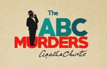 Jaquette Agatha Christie : The ABC Murders