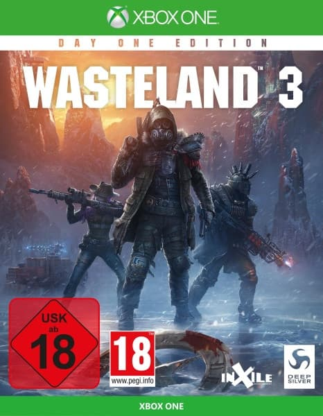 Jaquette Wasteland 3