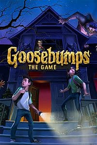 Jaquette Goosebumps : The Game
