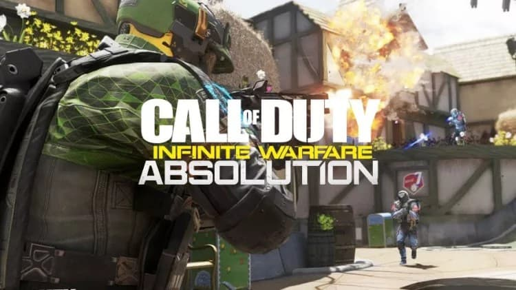 Jaquette Call of Duty : Infinite Warfare - Absolution