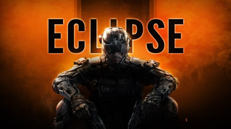 Jaquette Call of Duty : Black Ops III - Eclipse