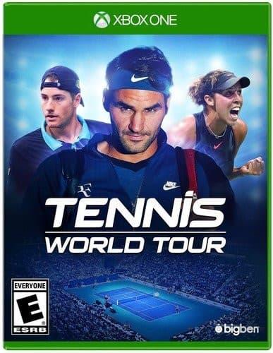 Jaquette Tennis World Tour