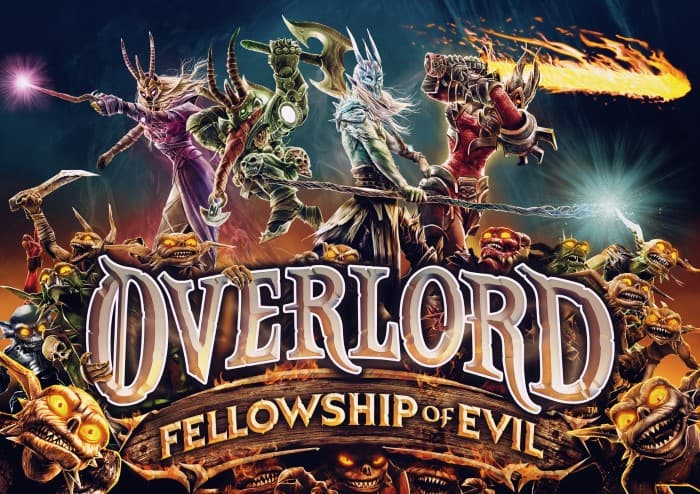 Jaquette Overlord : Fellowship of Evil V2