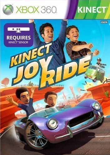 Jaquette Kinect Joy Ride