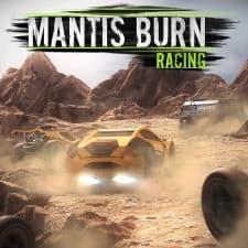 Jaquette Mantis Burn Racing