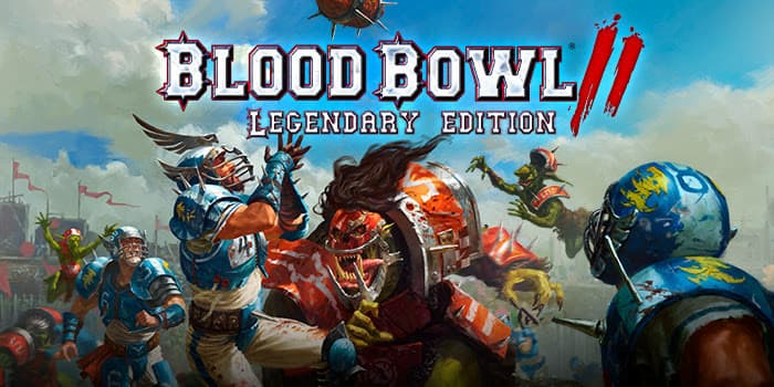 Jaquette Blood Bowl II : Legendary Edition