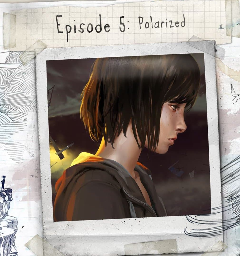 Jaquette Life is Strange - Episode 5 - Polarized
