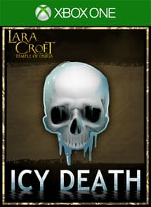 Jaquette Lara Croft and the Temple of Osiris - Mort Glaciale