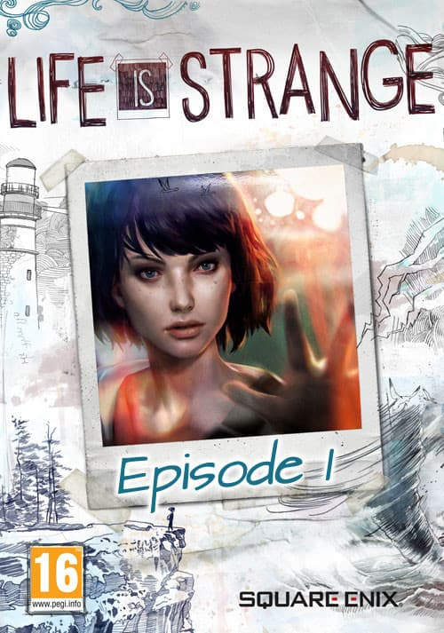 Jaquette Life is Strange - Episode 1 - Chrysalis