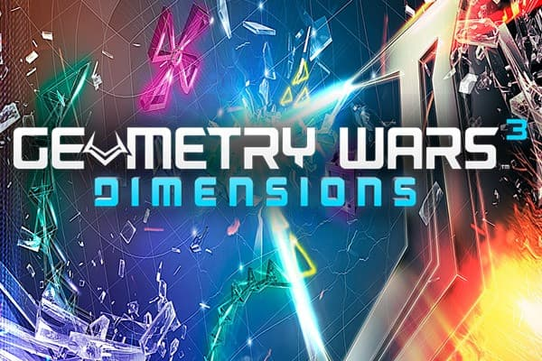Jaquette Geometry Wars 3: Dimensions