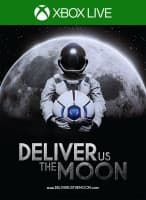 Jaquette Deliver Us The Moon