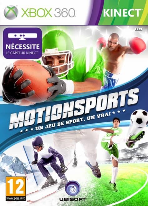 Jaquette Motion Sports