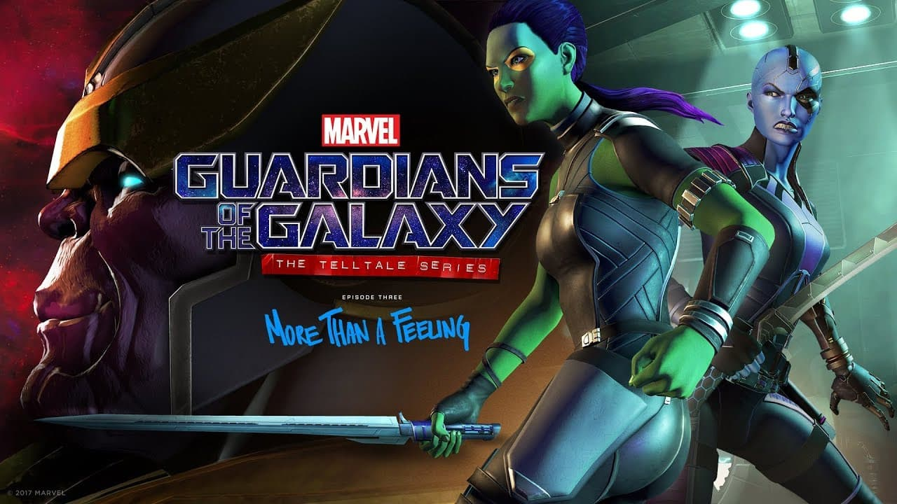 Jaquette Guardians of the Galaxy : The Telltale Series Episode 3
