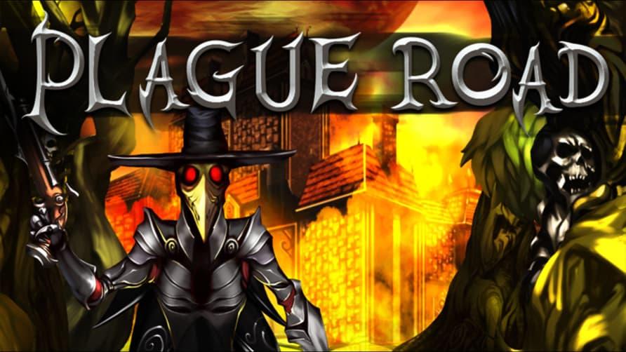 Jaquette Plague Road