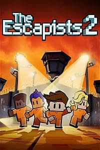 Jaquette The Escapists 2