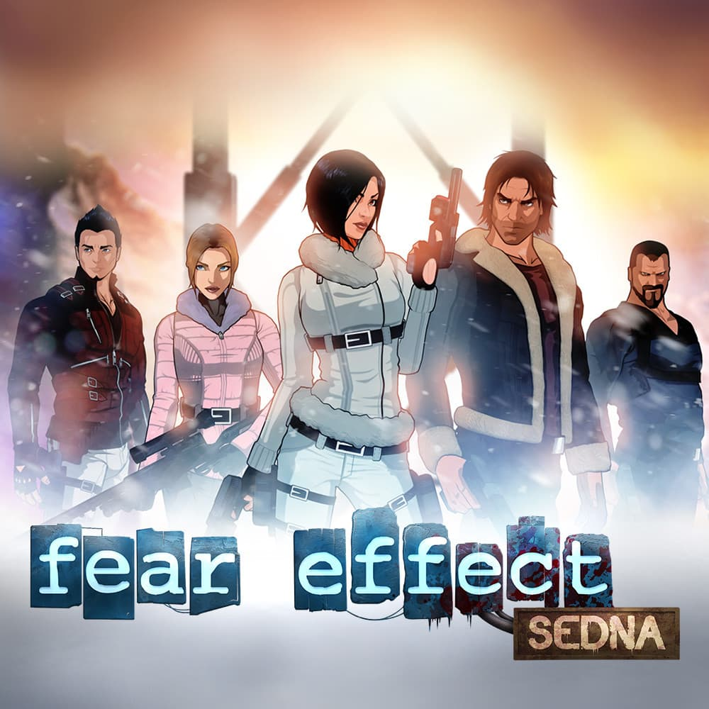 Jaquette Fear Effect Sedna
