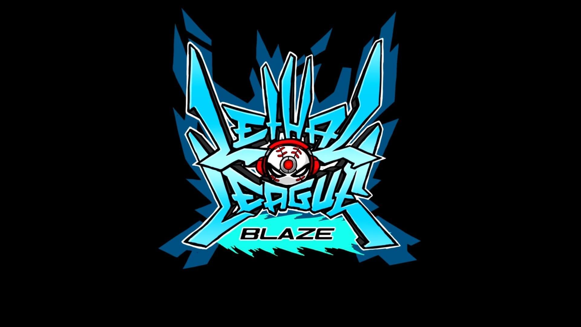 Jaquette Lethal League Blaze