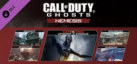 Jaquette Call of Duty : Ghosts : Nemesis