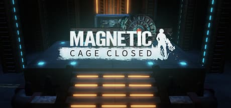 Jaquette Magnetic : Cage Closed