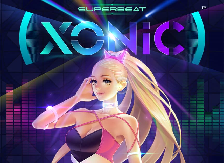 Jaquette Superbeat : Xonic
