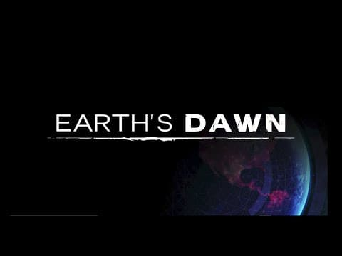 Jaquette Earth's Dawn