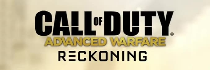 Jaquette Call of Duty : Advanced Warfare - Reckoning