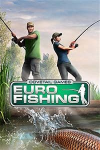 Jaquette Dovetail Games Euro Fishing