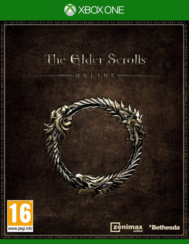 Jaquette The Elder Scrolls Online: Tamriel Unlimited