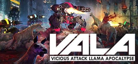 Jaquette Vicious Attack Llama Apocalypse